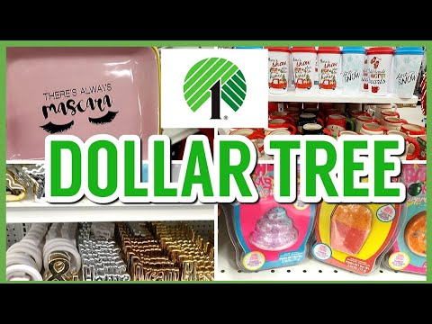 DOLLAR TREE SHOP WITH ME| DOLLAR TREE NEW FINDS| GIFT IDEAS FROM DOLLAR TREE CHRISTMAS 2019