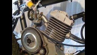 VFM montage moteur VTT étape 4