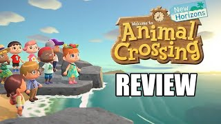 Animal Crossing New Horizons Review - The Final Verdict (Video Game Video Review)