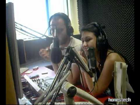 Adara & Khalil Kamal - Without you (Radio SON Tg Mures -interviu )