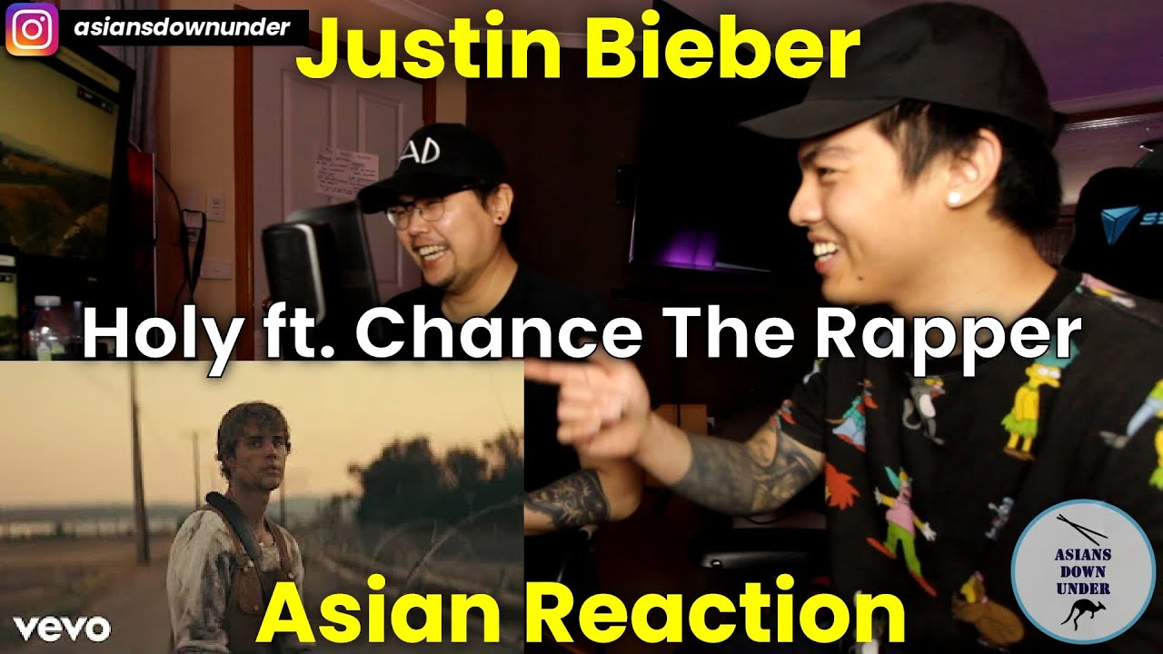 Justin Bieber - Holy ft. Chance The Rapper | Reaction + Discussion | Asian Australian