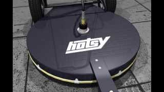 Hotsy Surface Cleaner