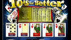 Online Video Poker Games at Casino.com