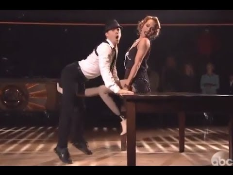 DWTS Season 18 WEEK 9  : Amy Purdy & Derek - Jazz - Dancing With The Stars 2014 5-12-14 (HD)