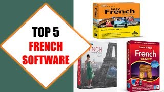 Top 5 Best French Software 2018 | Best French Software Review By Jumpy Express