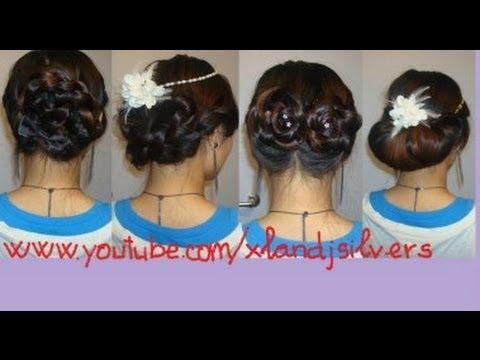 hướng dẫn tóc : 5 kiểu tóc nhanh và dễ thương cho mùa hè