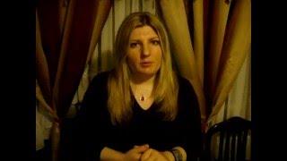 Видео дневник Олеси Кривко, запись 1.