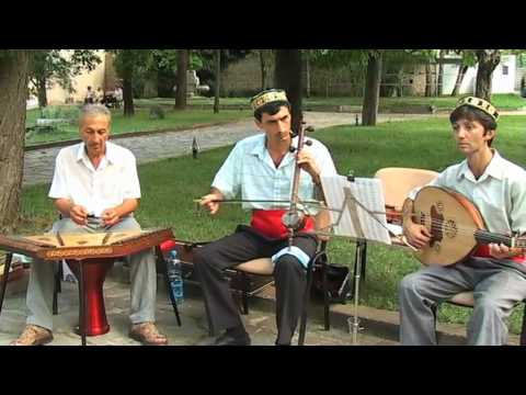 CRIMEAN TATAR TRADITIONAL MUSIC, BAKCHISARAI