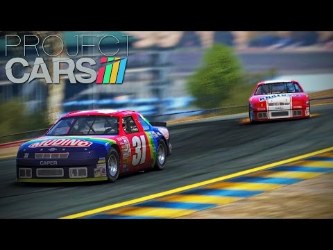 Project Cars - MP Episode 12 - Stockcar Race at Sonoma!