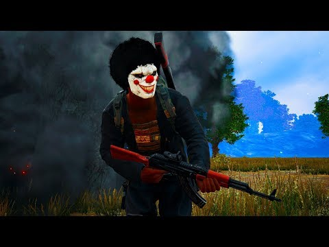 PUBG Movie - Clowning Around (Cinematic Gameplay)