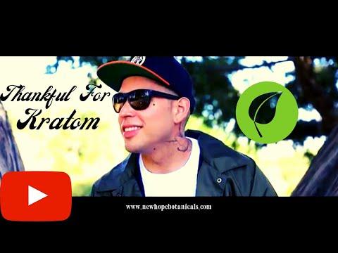 Thankful For Kratom Official Video by Jordan Richard. Produced by LionRiddims