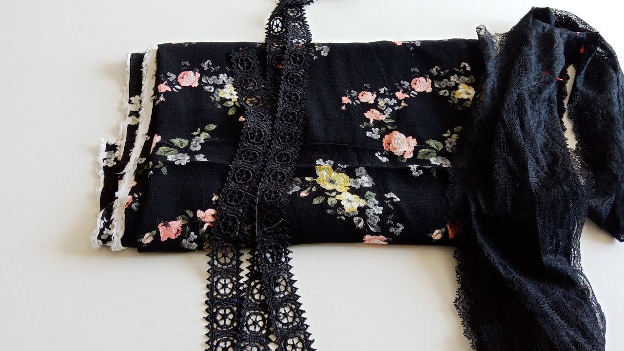 إعادة شرح قصة الصدر في  الفيديو كيفية تفصيل فستان بسيط  مع نصائح هامة بنسبة لي صدرهم كبير