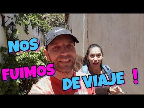 Nos fuimos de viaje // Sucre - Bolivia
