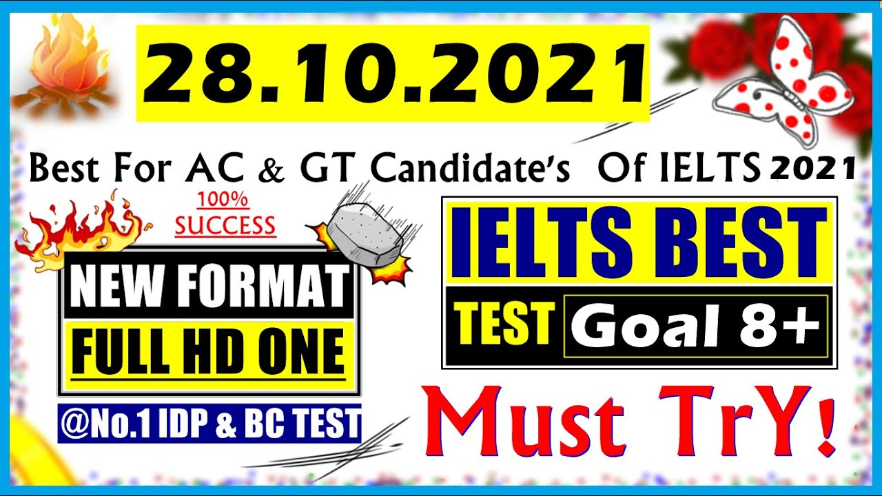 IELTS LISTENING PRACTICE TEST 2021 WITH ANSWERS   28.10.2021