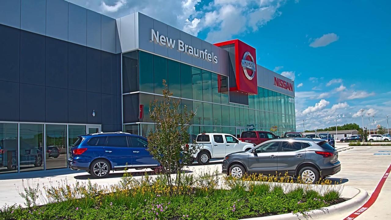 New Braunfels Car Dealerships >> Nissan Of New Braunfels