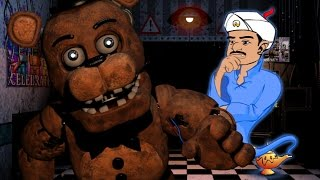 DOES AKINATOR KNOW FREDDY FAZBEAR? | Akinator