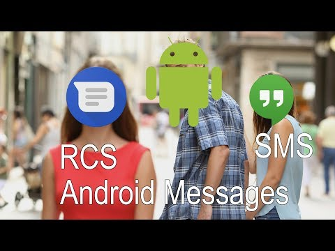 RCS Explained: Texting, but better!! - Rich Communication Services!