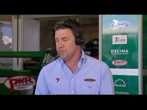 Ford cuts funding to selected V8 Supercar Teams Part 1