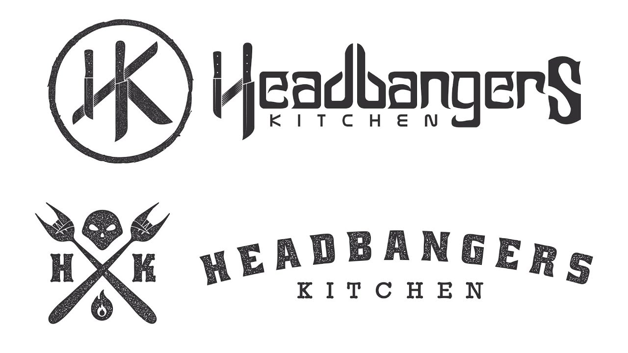 Am I making too many recipe videos? Oh and NEW HK LOGO REVEAL ...