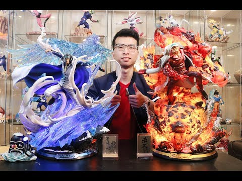 Unboxing Kuzan Aokiji Admiral From One Piece By Pandora Studio.