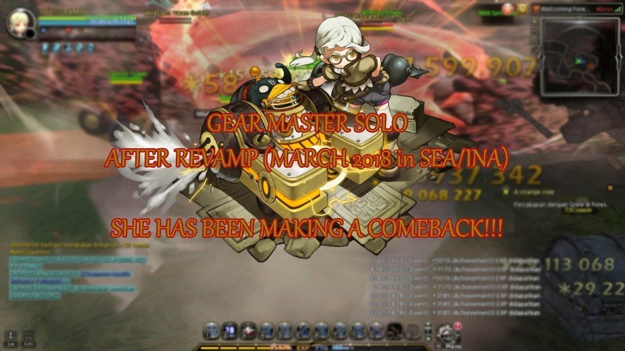 Dragon Nest Gear Master Review: Skill & Equipment Build