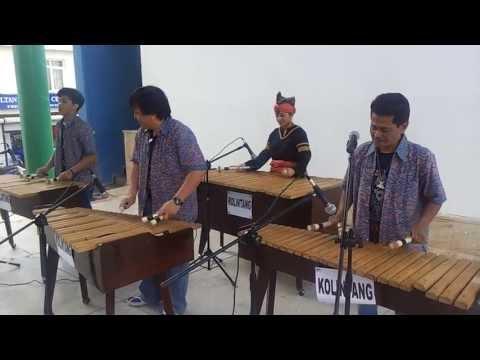 Fethiye Cultur and Art Days World Music Festival Indonesian Band KOLINTANG