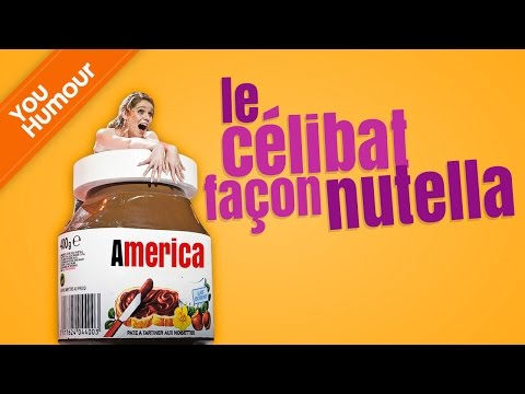 AMERICA - Le célibat façon Nutella !