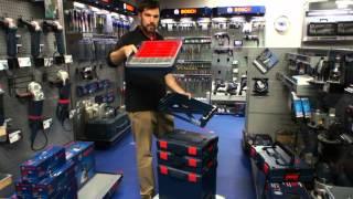 Bosch L-rack & L-boxx Click-n-go Storage Solutions