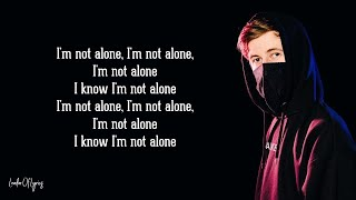 Download Alan Walker - Alone, Pt. I (Lyrics)