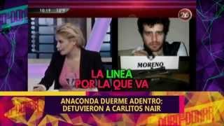 CARLOS NAIR DETENIDO - 02-06-15
