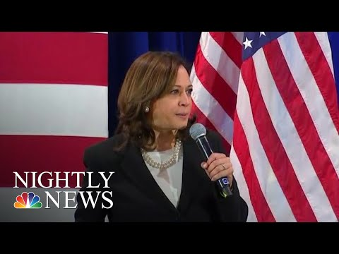 Democratic Presidential Hopefuls Speak Out About Anti-Abortion Laws | NBC Nightly News
