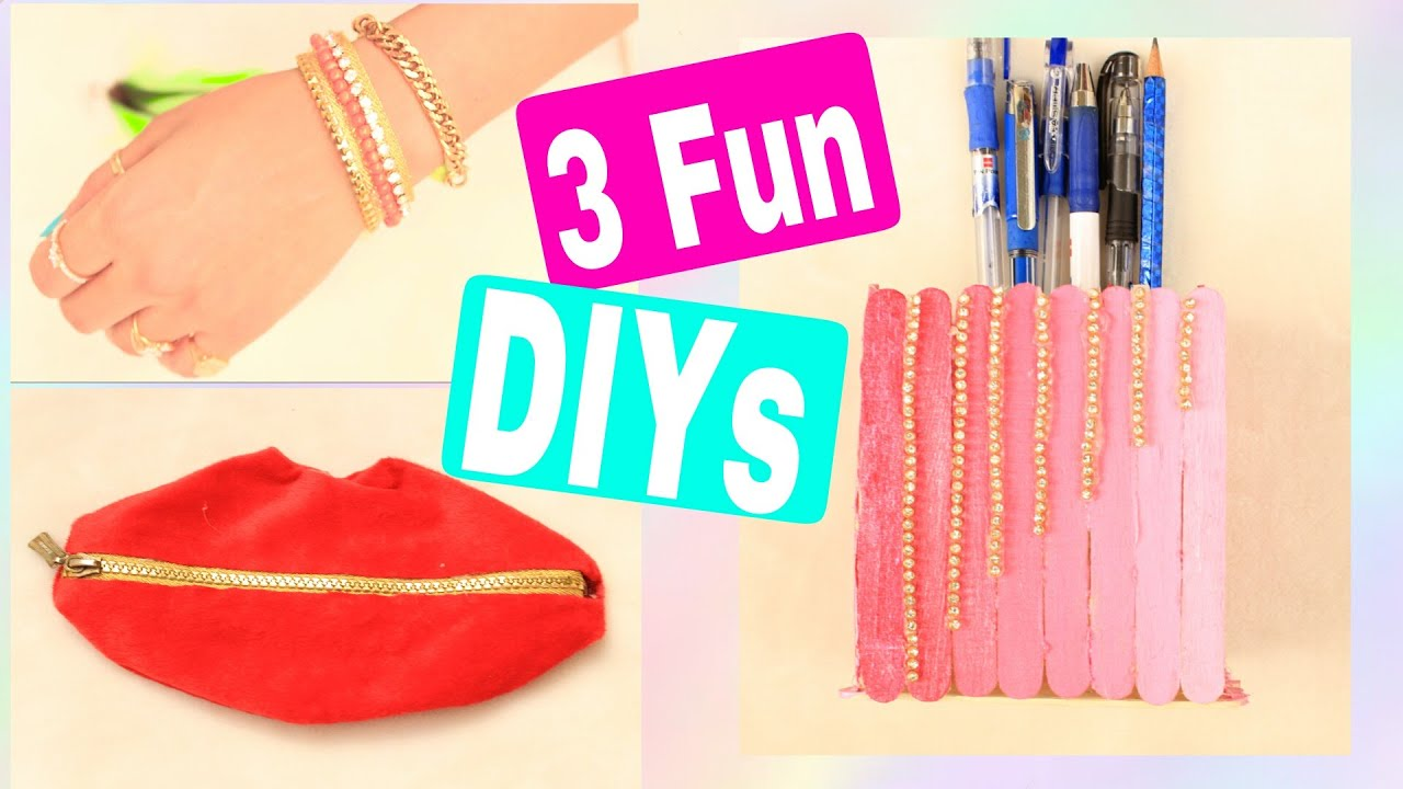 3 ridiculously simple diy projects 3 dy ideas to try at home
