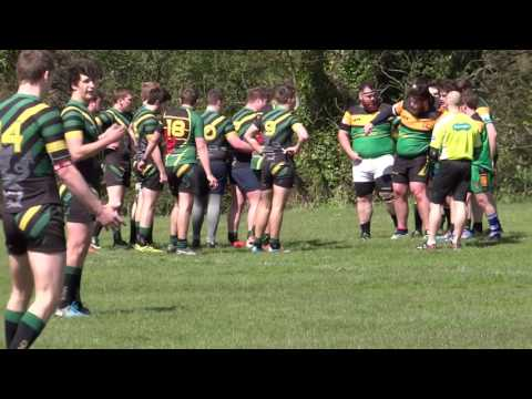 Bangor Rugby League VS. Bangor Rugby Union cross code charity match