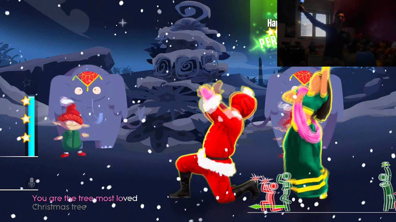 Babbo natale just dance