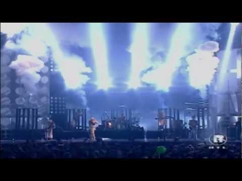 Rammstein - Ich Will (MTV EMA 08-11-2001), Frankfurt, Germany
