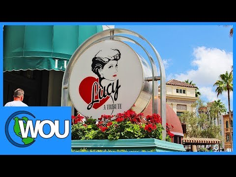 Walkthrough of Lucy - A Tribute | Universal Orlando