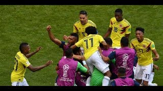 COLOMBIA 1 VS JAPON 2 MUNDIAL RUSIA 2018   FIFA WORLD CUP 2018   ANALISIS