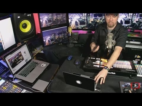 PTZOptics Live - ULTIMATE LIVE STREAMING STUDIO TOUR - w/ Stephen Heywood