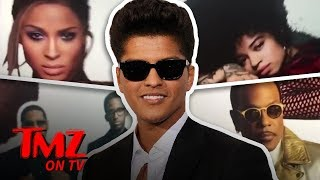Bruno Mars Replacing Cardi B With A Whole Bunch Of People! | TMZ TV