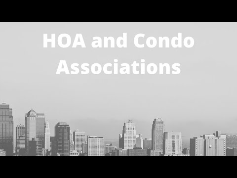 Let's Talk About HOA And Condo Association Management!
