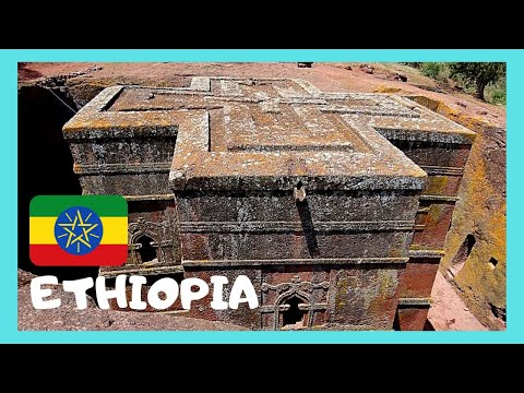 ETHIOPIA, walking around fascinating and HISTORIC LALIBELA