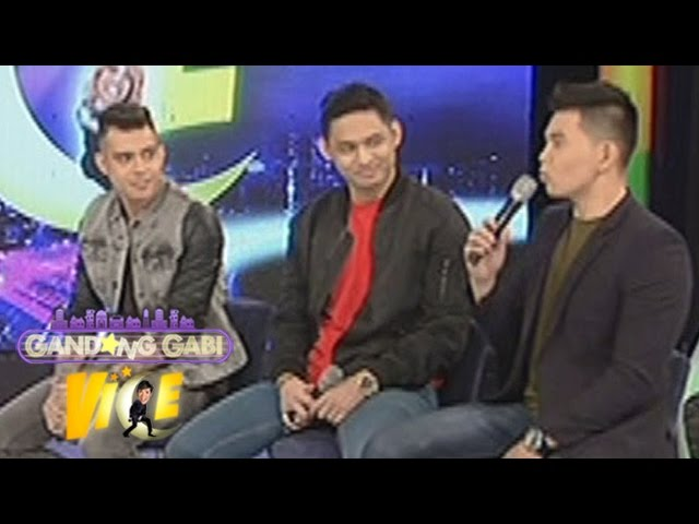 GGV: Daryl, Jason & Michael use their talent for the girls they like