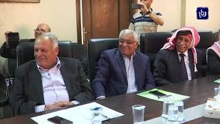 ندوة حول الأردن وفلسطين والتحديات في المرحلة المقبلة (5-1-2019)