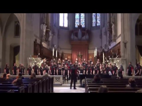 HD VERSION, FDL HS Choir at Grace Cathedral, San Francisco 3-31-16