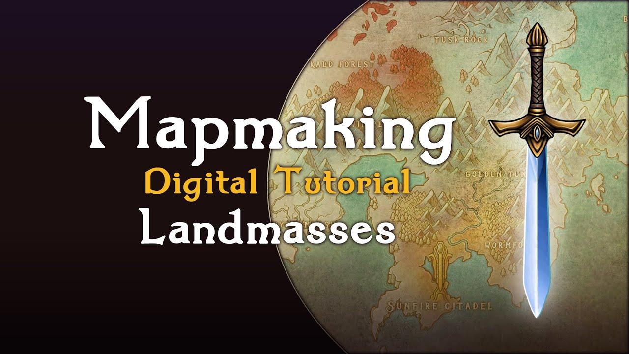 Download Fantasy Mapmaking: Landmasses