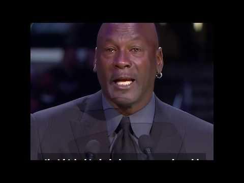 Michael Jordan honors Kobe Bryant, Gianna 'Gigi' Bryant in Los Angeles | ABC News