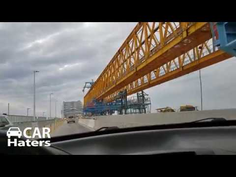 Car Hater Drivers are Afraid of Bridges, Bayonne Bridge