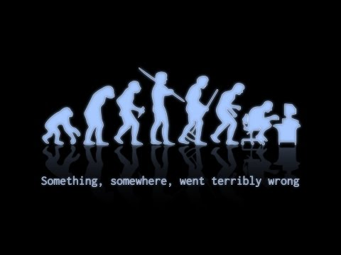 The Issues With Society & How It Keeps Us From True Human Evolution