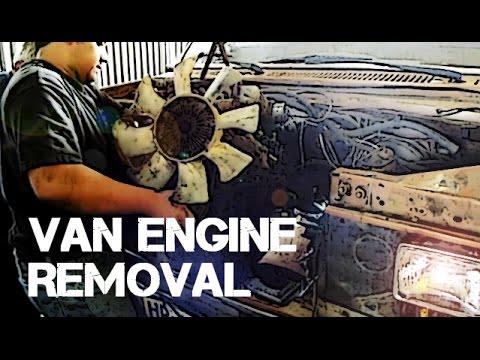 Van Engine Removal & Other Reflections: Van Life
