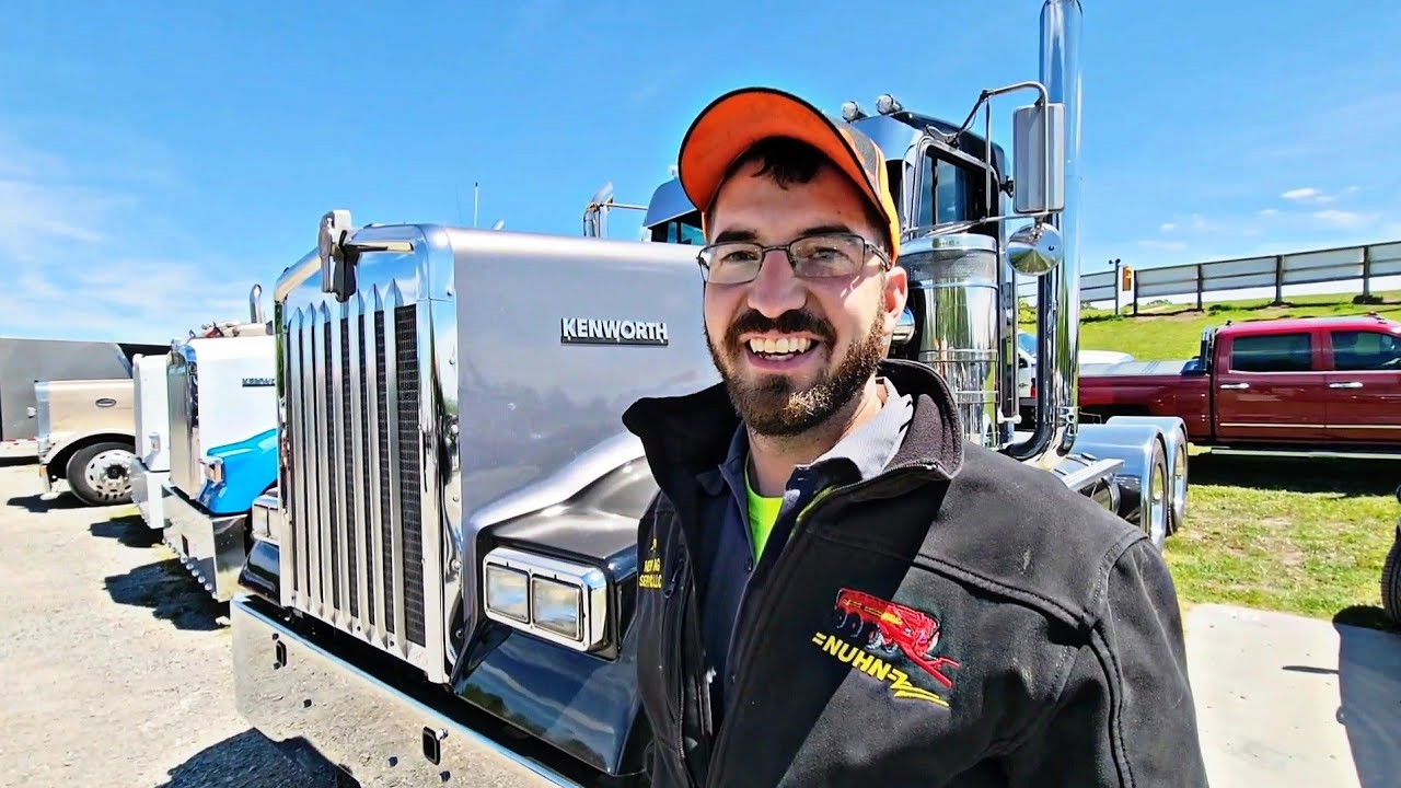 I Went From Working At McDonald's To Owning A Multi Million Dollar Trucking Business At 31 Years Old